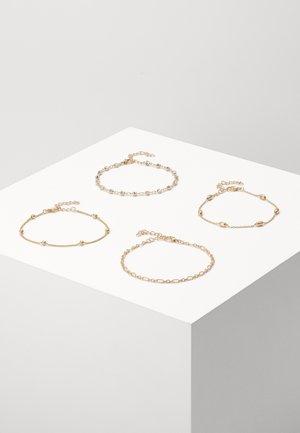 ONLBIRDIE ANCLET 4 PACK - Accessoires - Overig - gold coloured