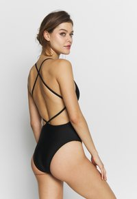 ONLY - ONLVEGAS SWIMSUIT - Swimsuit - black - 2