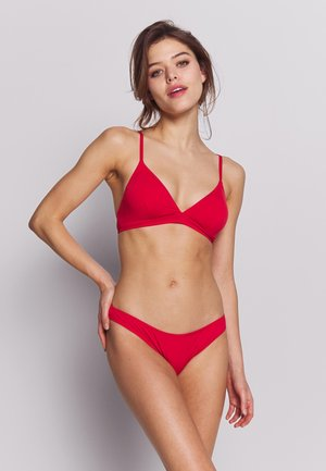 ONLNITAN SET - Bikiny - mars red
