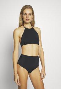 ONLY - ONLHANNAH SET - Bikini - black - 0