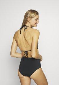 ONLY - ONLHANNAH SET - Bikini - black - 2