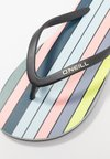 O'Neill - PRINT  - Pool shoes - green/pink/purple