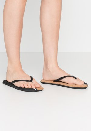 DITSY  - Pool shoes - black out