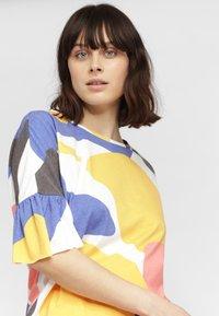 O'Neill - Blouse - gelb blau print - 3