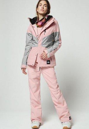 CORAL - Snowboardjas - pink