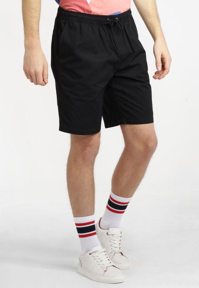ELAS - Shorts - black