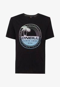 O'Neill - PALM ISLAND - T-Shirt print - black - 0