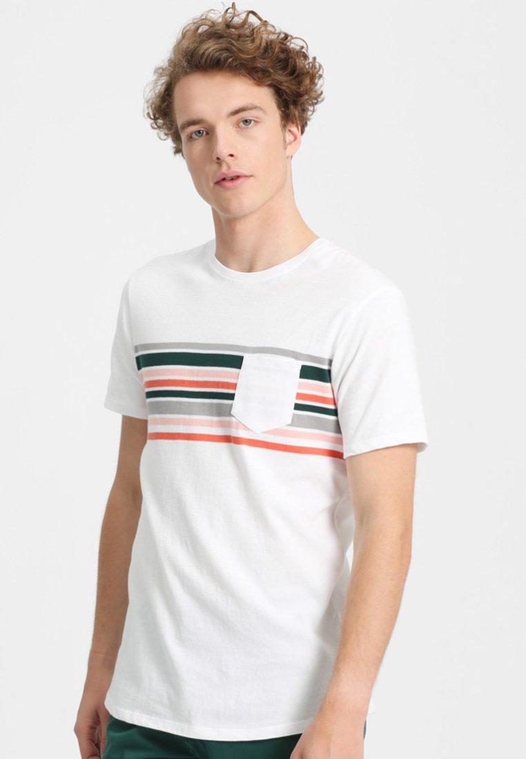 O'Neill - MARIN - T-Shirt print - white