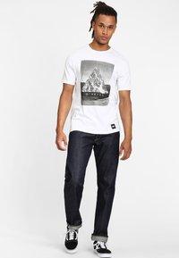 O'Neill - FULLER - T-shirt print - super white - 1