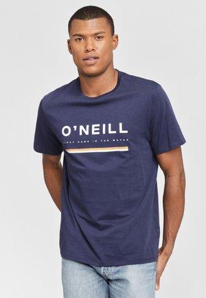 ARROWHEAD - T-shirt print - dark blue