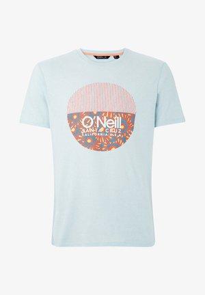 BEDWELL - T-shirt print - blue