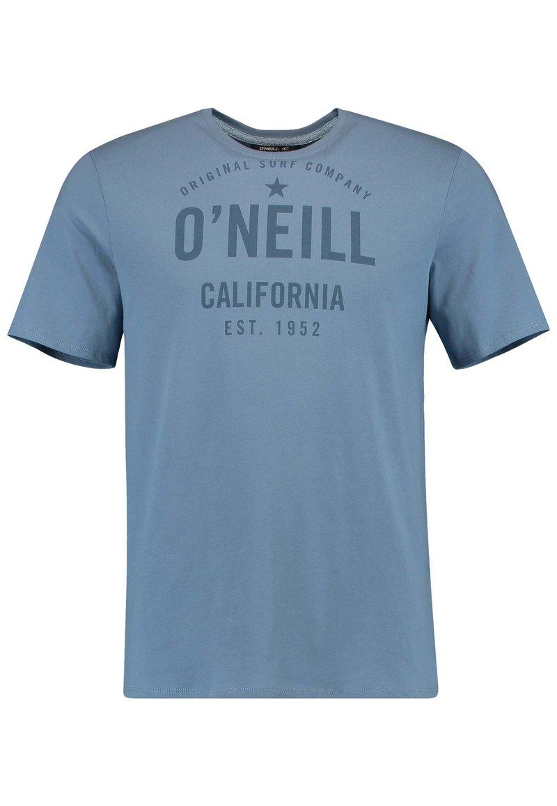 O'Neill - T-shirt print - blau
