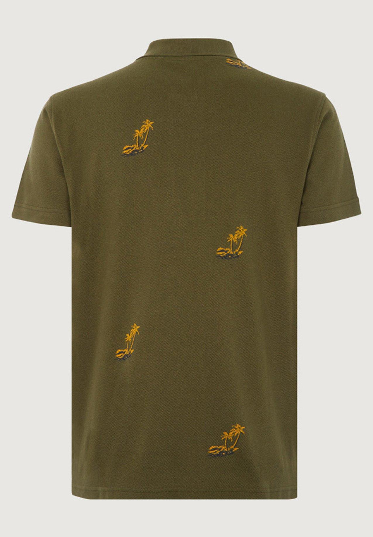 O'neill Palm - Poloshirt Green tALWEaw
