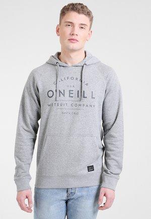 O'NEILL HOODIE - Sweat à capuche - grey