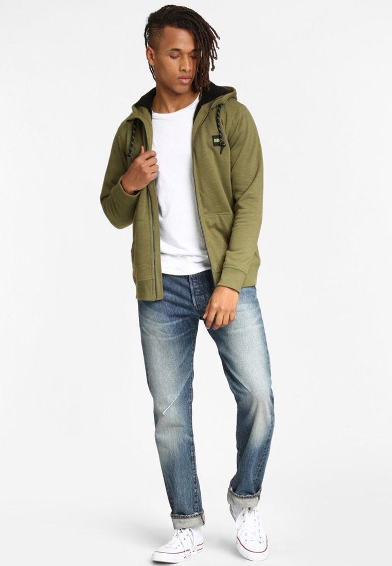 O'Neill - Zip-up hoodie - green