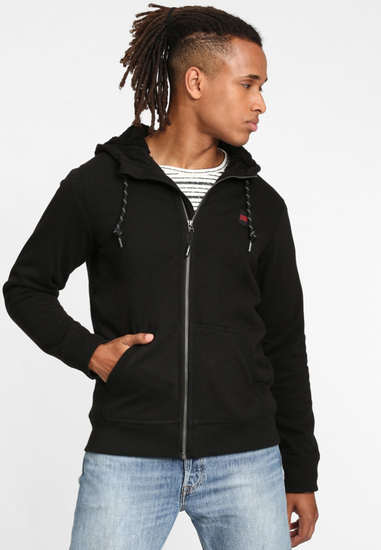 O'Neill - Zip-up hoodie - black out
