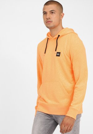 THE ESSENTIAL - Hoodie - citrine orange