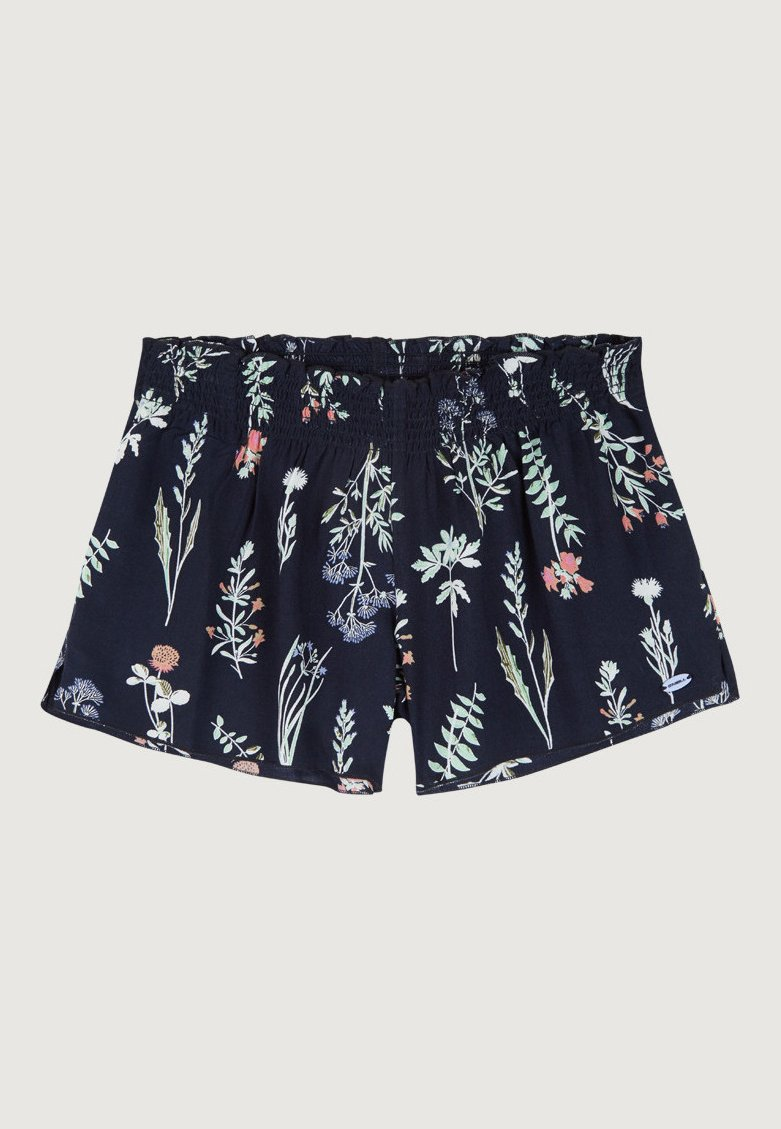 O'Neill - LACEY  - Shorts - blue aop w/ pink or purple