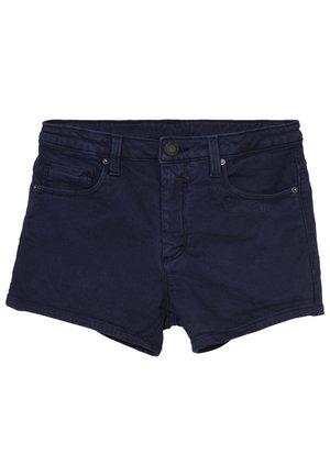 Short en jean - blauw