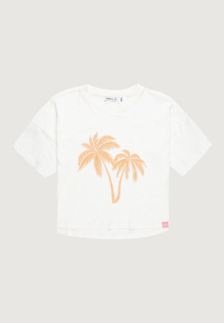 O'Neill - PALM - Print T-shirt - weiß