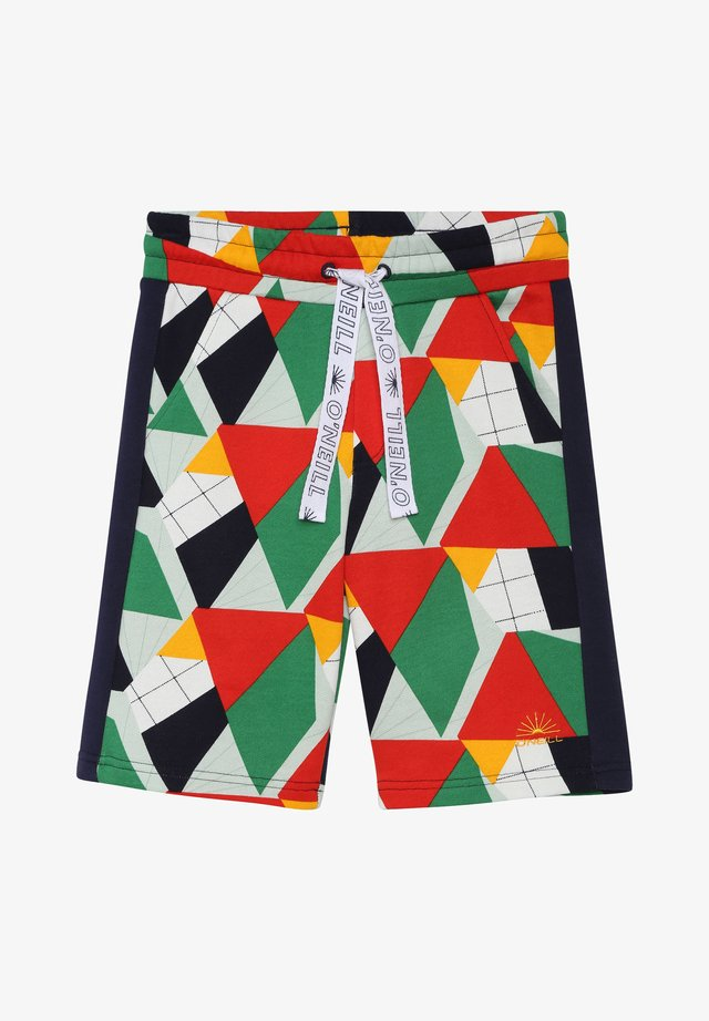 Shorts - green/yellow
