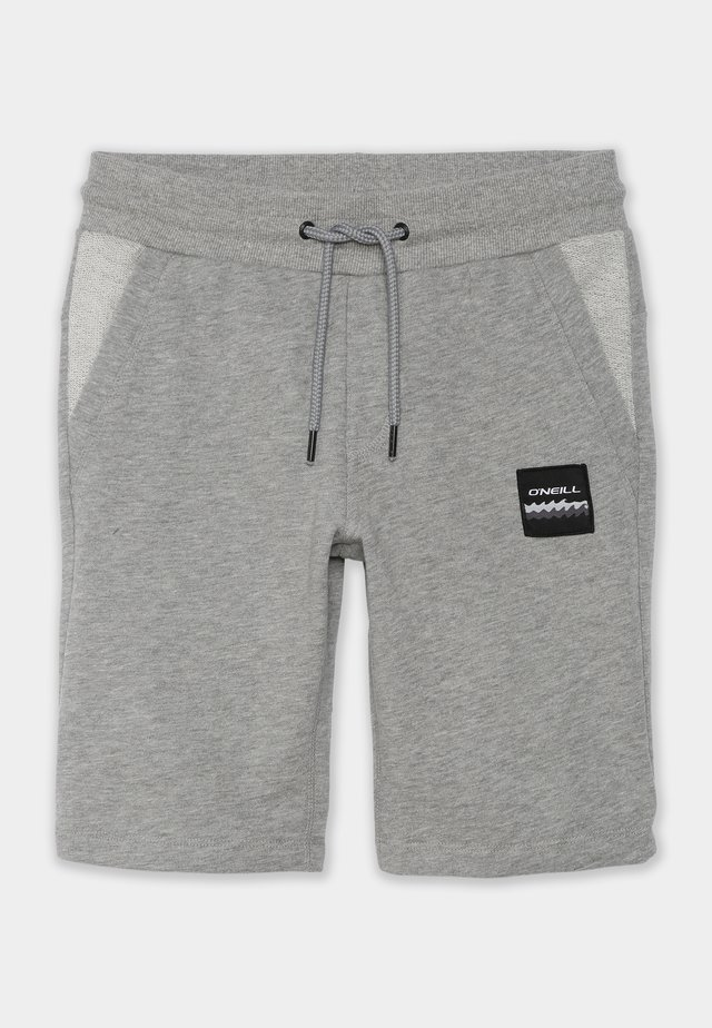 EASTON  - Shorts - silver melee
