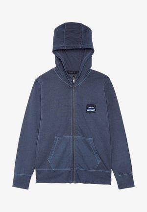 LUCAS - veste en sweat zippée - dark blue