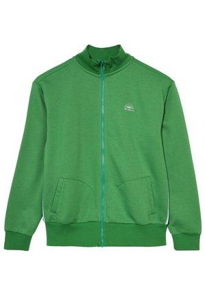 VIBE - Hoodie met rits - amazon green
