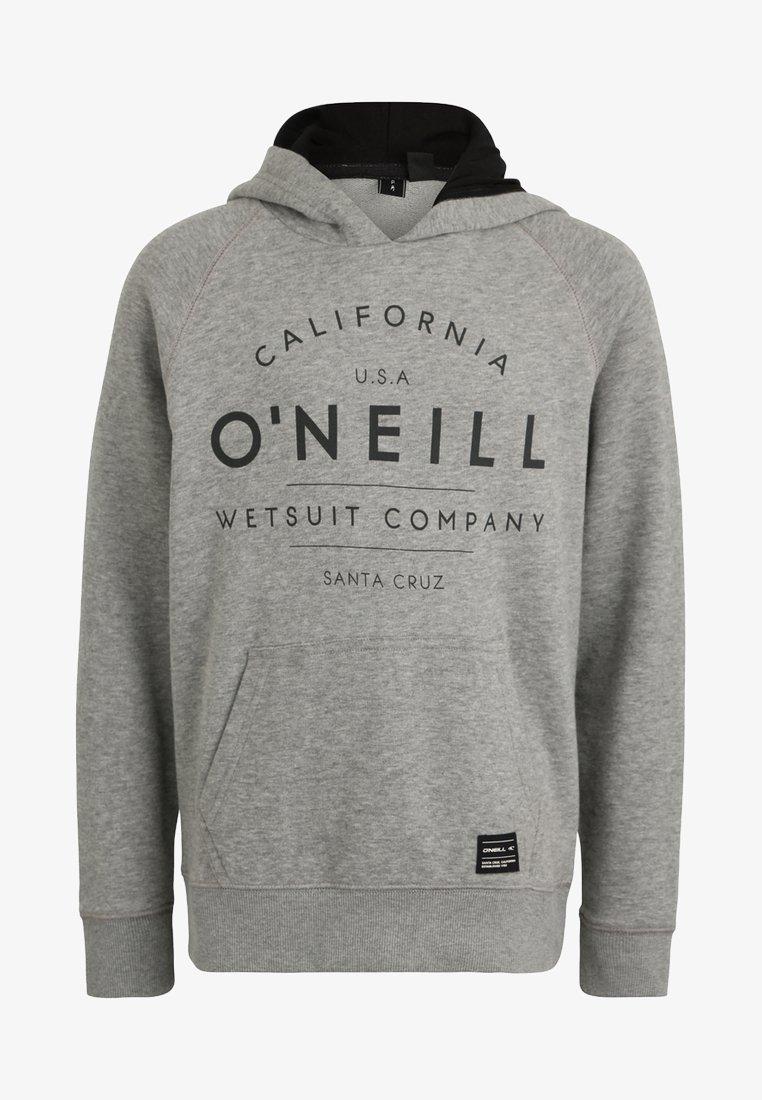 O'Neill - O'NEILL HOODIE - Sweatshirt - silver melee