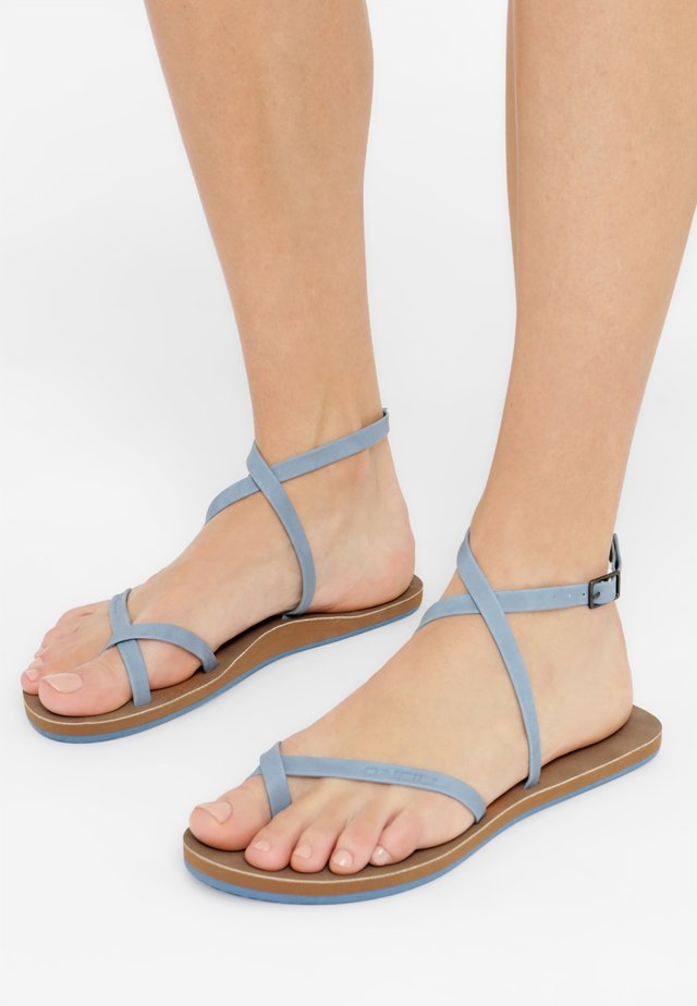 BATIDA SUN - Tongs - blue