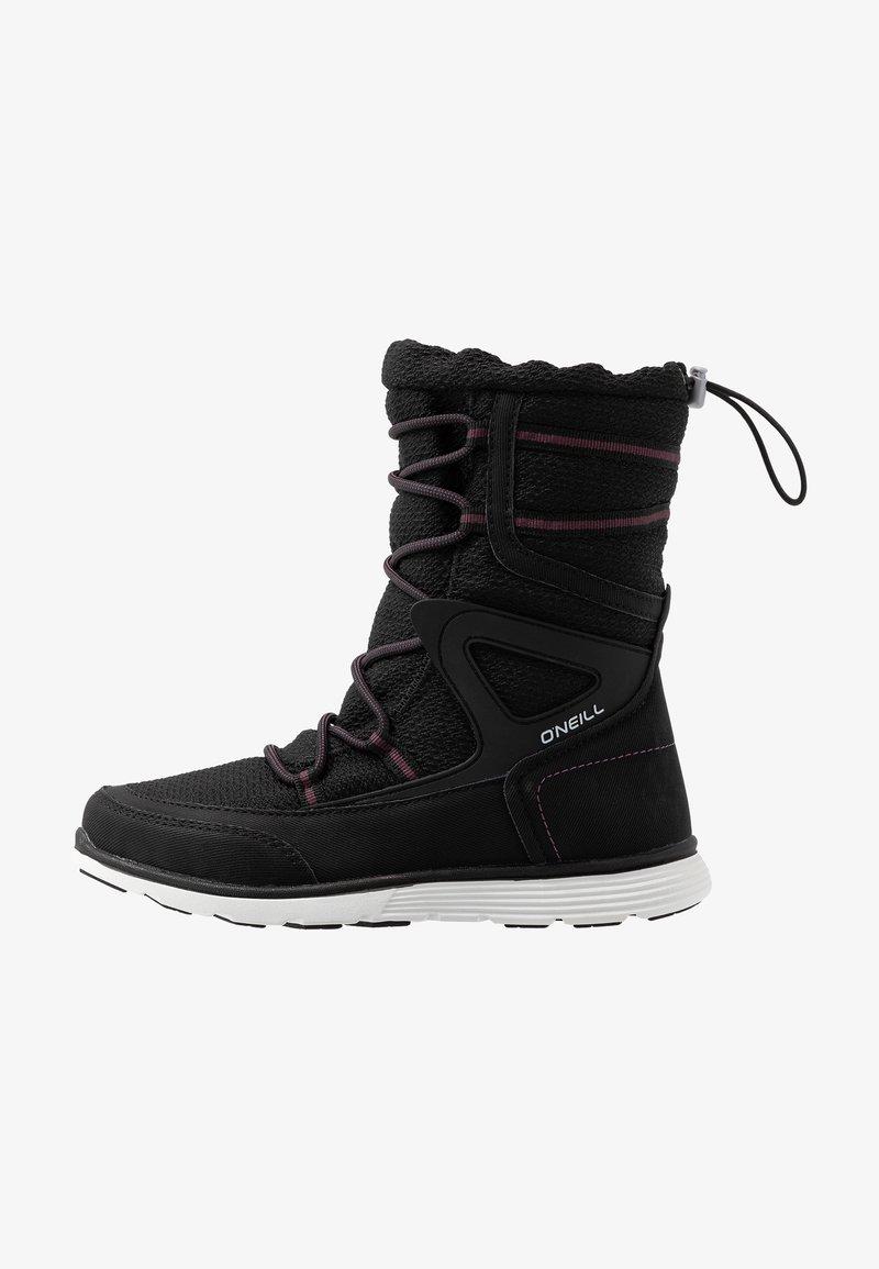 O'Neill - GLACIER - Winter boots - black