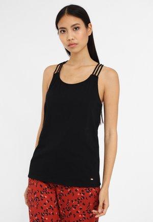 CLARA BEACH - Bikini top - schwarz