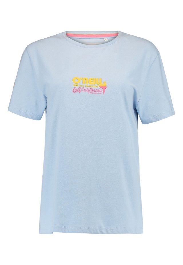 CALI LIFE - T-shirt print - blau