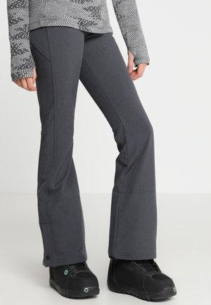 SPELL PANTS - Pantalon classique - dark grey melange
