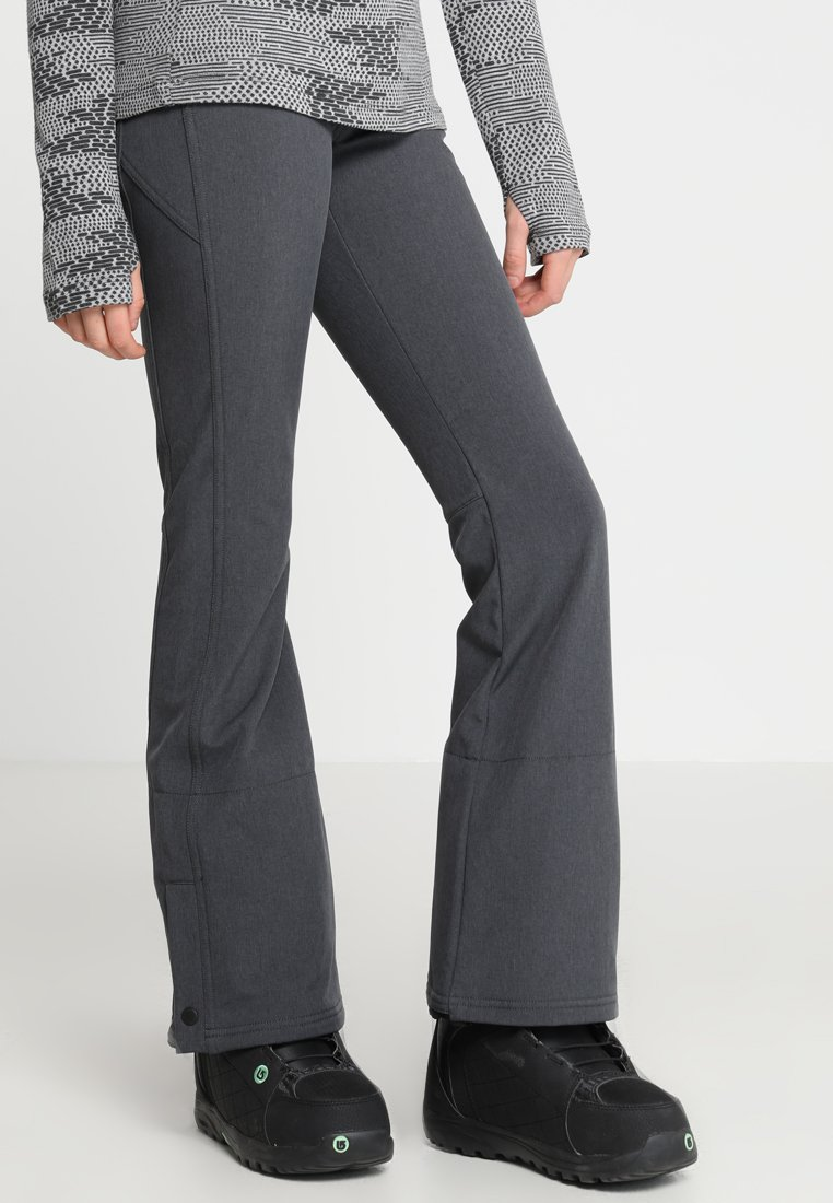 O'Neill - SPELL PANTS - Tygbyxor - dark grey melange