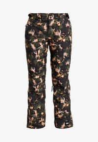 O'Neill - GLAMOUR PANTS - Skibroek - black/yellow - 5