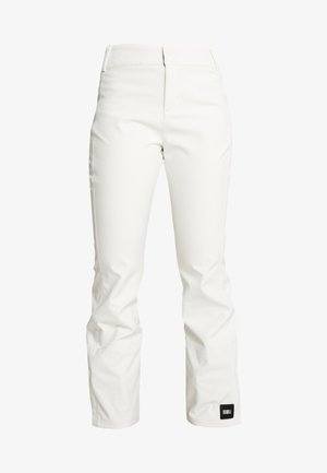 BLESSED PANTS - Täckbyxor - powder white