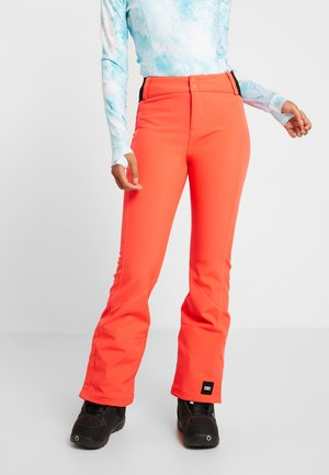 BLESSED PANTS - Skibroek - neon flame