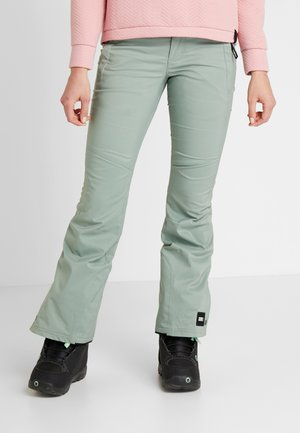 STAR SKINNY PANTS - Skibroek - olive