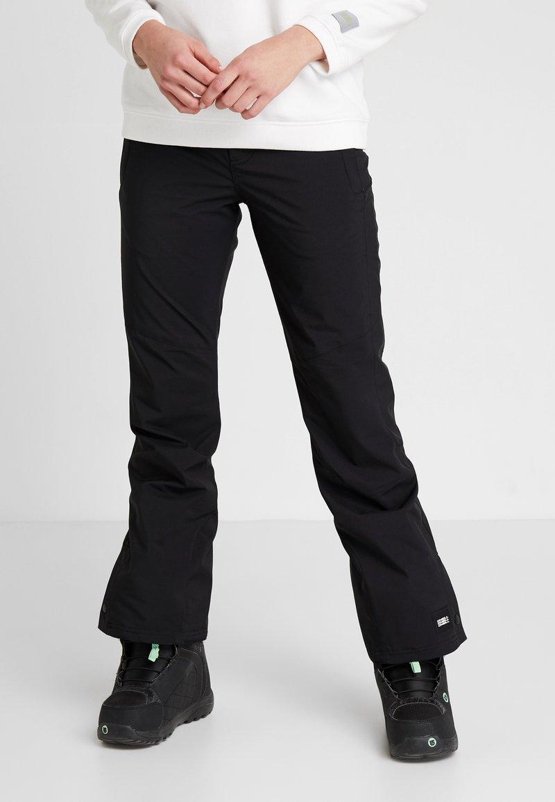 O'Neill - STAR SLIM PANTS - Täckbyxor - black out