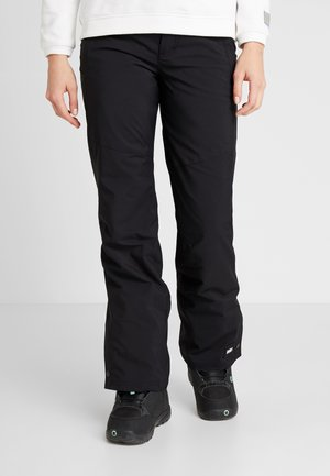 STAR - Pantaloni da neve - black out
