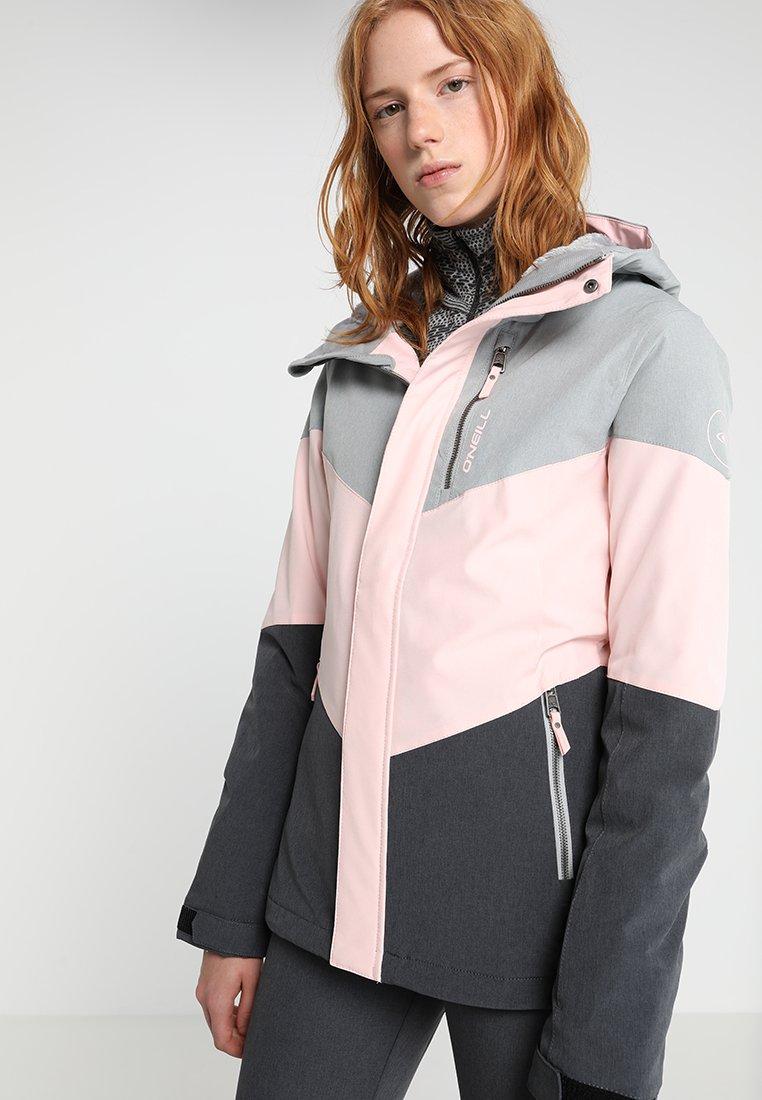 O'Neill - JACKET - Veste de snowboard - strawberry cream
