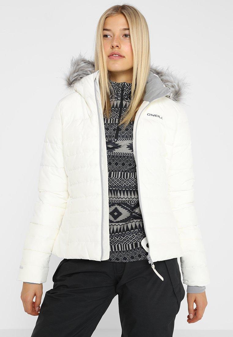 O'Neill - PHASE JACKET - Snowboard jacket - powder white