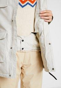 O'Neill - CYLONITE JACKET - Snowboardová bunda - opaline - 5