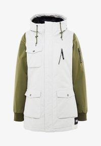 O'Neill - CYLONITE JACKET - Snowboardová bunda - opaline - 6
