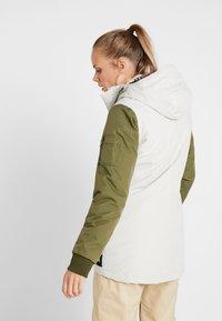 O'Neill - CYLONITE JACKET - Snowboardová bunda - opaline - 2
