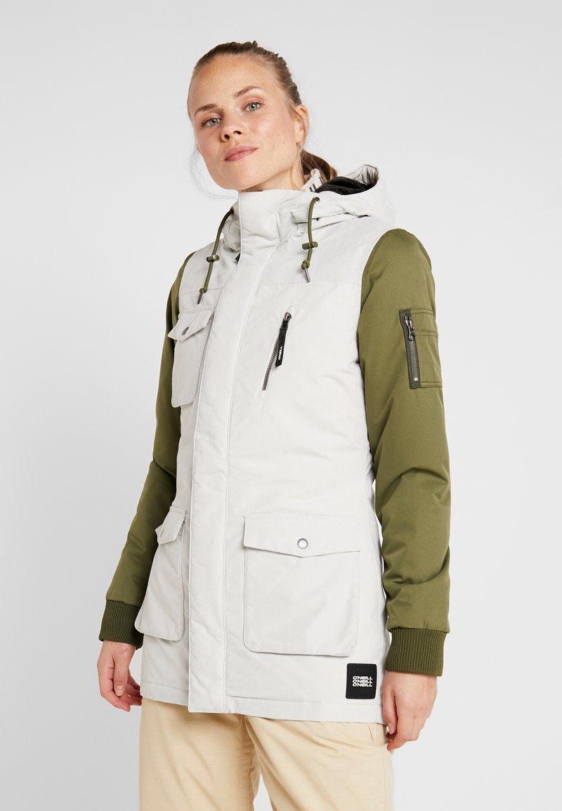 O'Neill - CYLONITE JACKET - Snowboardová bunda - opaline