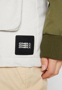 O'Neill - CYLONITE JACKET - Snowboardová bunda - opaline - 7