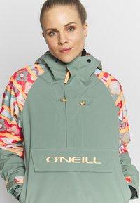 O'Neill - ORIGINAL ANORAK - Snowboardová bunda - pink - 4