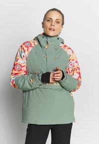 O'Neill - ORIGINAL ANORAK - Snowboardová bunda - pink - 0